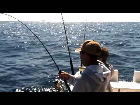 Deep Sea Fishing Grand Isle LA