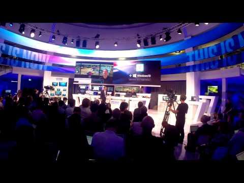 IFA 2015 Berlin: презентация Intel новых продуктов - CPU Intel Core 6gen, RealSense etc.