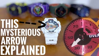 How to measure SPEED using this AWESOME GA-110 series G-Shock watch??   SIX Practical examples