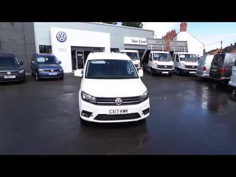 Volkswagen Caddy C20 2.0 TDI 150PS Highline Panel Van For Sale At Volkswagen Van Centre Wrexham