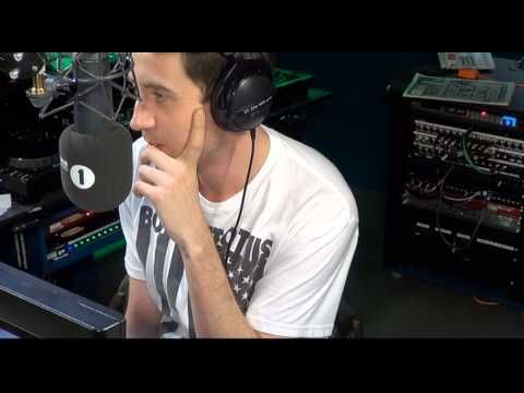 Matt Smith and Jenna-Louise Coleman chat to Grimmy