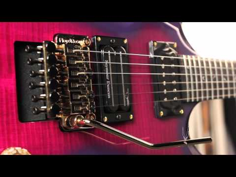 Dean Guitars DCR #5 - DIMEBAG RAZORBACK BLACKTOOTH