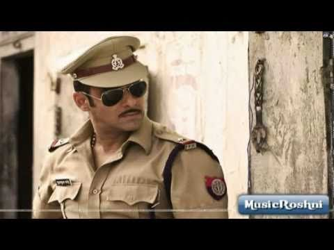 Tere Mast Mast Do Nain - Dabangg - high sound quality Full Song...