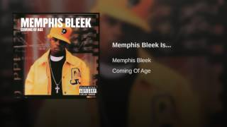 Watch Memphis Bleek Memphis Bleek Is video