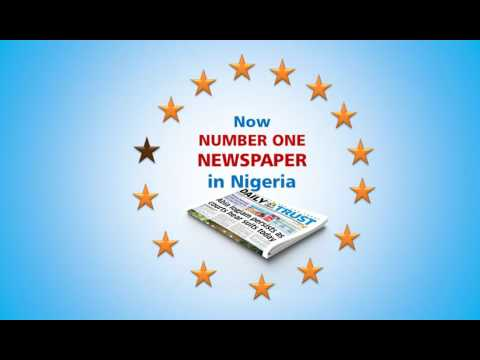Daily Trust rated Number One in Nigeria