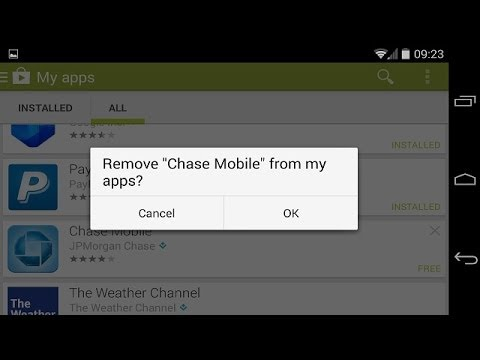 Remove Android Apps From Your Google Play Store Account