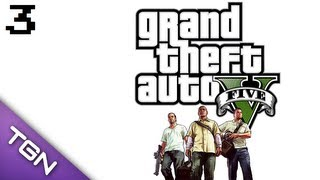 Grand Theft Auto V - PS3 [HD] #3 Motorräder  ♣ Let's Play GTA V | GTA 5 ♣