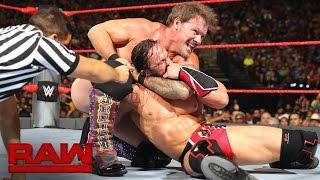 Neville vs. Chris Jericho: Raw, 29. August 2016
