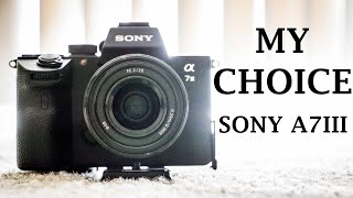 Which Camera Should I Buy? | Wedding Videography | Sony A7iii