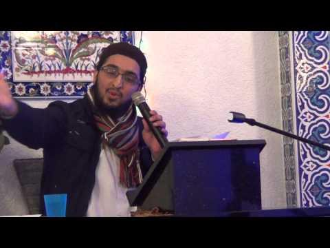 Hafiz Ahsan Amin - Haleema Main Tere Neuss Germany 2013 video