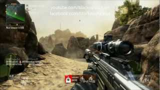 Black Ops 2 * Multiplayer - Sharpshooter * Turbine * BOTR