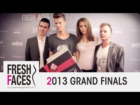 Fresh Faces 2013 Model Contest Grand Finals by ModelManagement.com