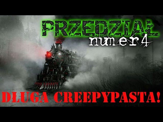 Creepypasta - Przedział numer 4 (Lektor PL)
