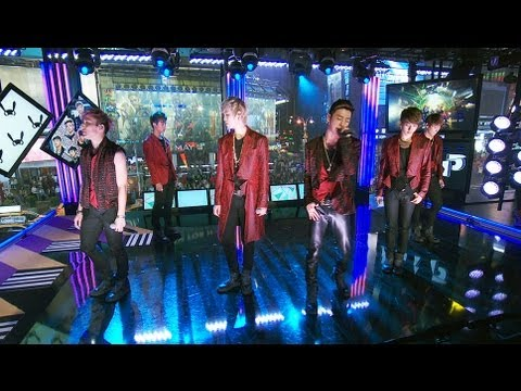 Mtv K Presents B.a.p Live In Nyc: rain Sound video