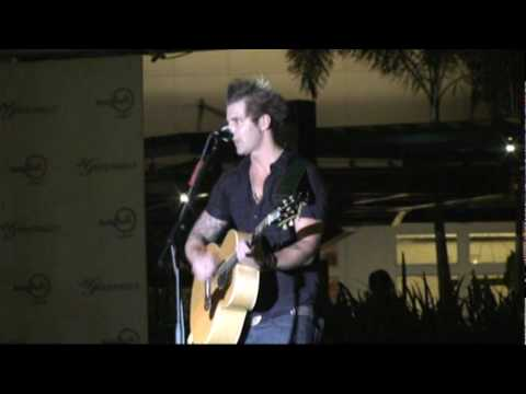 Like A Knife  Secondhand Serenade  in Manila