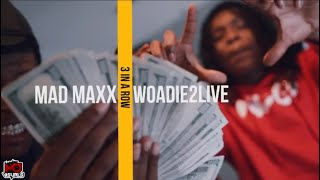 NCG MadMax & Woadie2Live - 3 in a Row   Dir @Mo Visuals