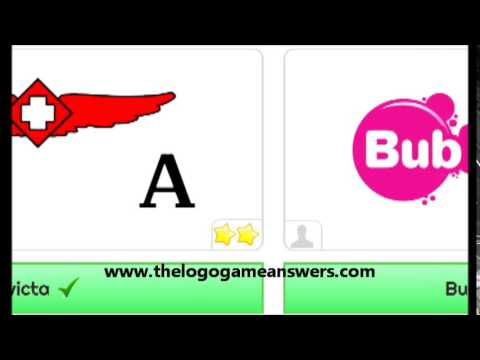 The Logo Game Facebook Answers Pack 38