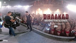 Dangal | Dhaakad - 360° Behind The Scenes | Aamir Khan, Pritam