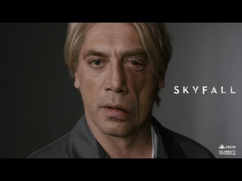 Skyfall - Silva (Javier Bardem) Best Scenes HD