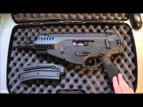 Beretta ARX 160 Pistol unboxing and range review