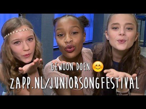 DOE JIJ MEE MET HET JUNIOR SONGFESTIVAL 2017?