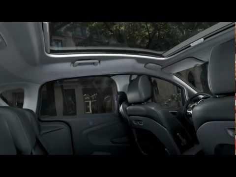 Интерьер Ford B-Max