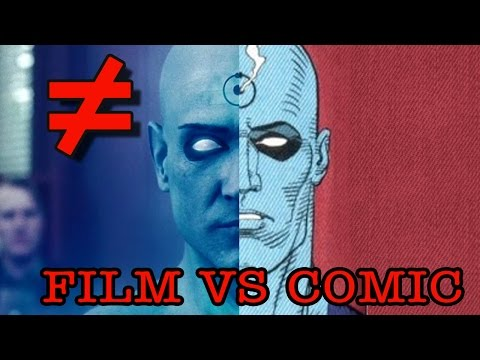 Watchmen - What's The Difference?
