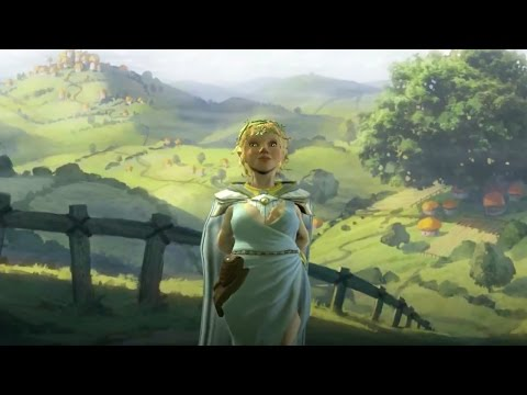 Age of Wonders III - Golden Realms Expansion Gameplay Trailer