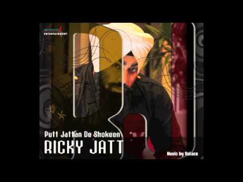 Putt Jattan De Shokeen - Ricky Jatt (music By Solace & Lyrics By Amarvir Brar) video