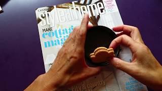 Blablabla - Looking through Canadian magazines, asmr