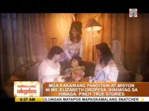 'Hiwaga' features story of Elizabeth Oropesa