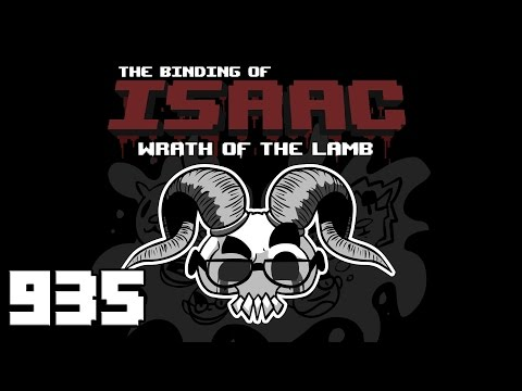 Let's Play - The Binding of Isaac - Episode 935 [Vista]