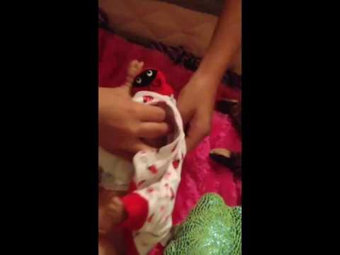 Bath routine of Stephanie ❤️ thumbnail