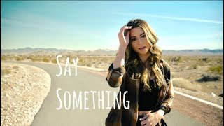 Download Lagu Say Something- Justin Timberlake Ft. Chris Stapleton (Cover) Gratis STAFABAND