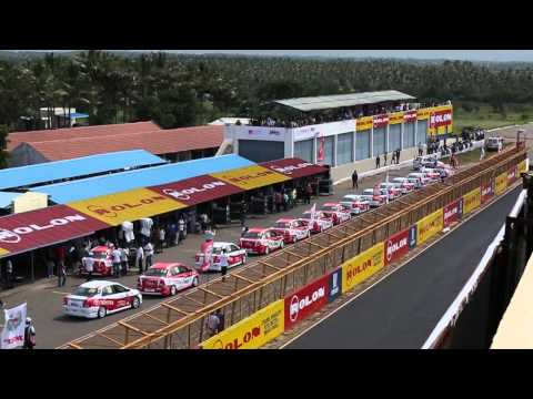 Toyota Etios Motor Racing Trophy 2014 - Day 3 at Coimbatore