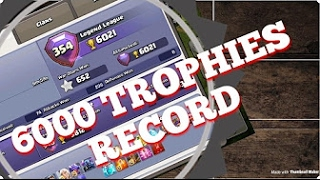 💀🔥How To Reach 6000 Trophies 💀🔥 TH 11💀🔥 World Record💀🔥 With Low Level Heroes Lavaloonion💀🔥
