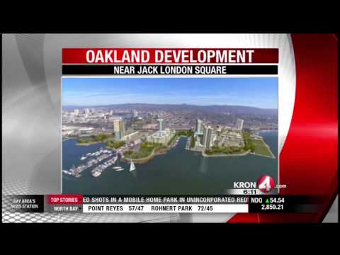 Big Development Project Coming to Jack London Square