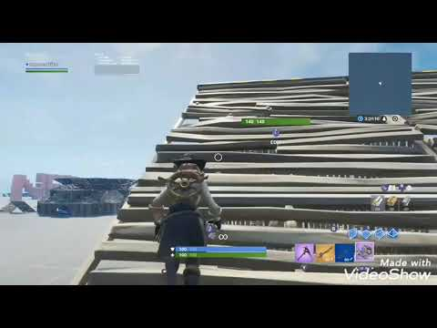 Fortnite creative+in game lövèsek ( zene:better now)