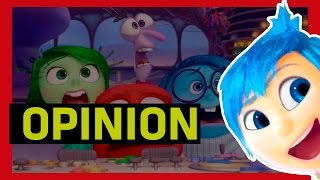 Intensamente / Inside Out - Opinion / Review - Wachin Movies