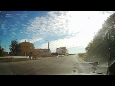 Roldan to Torre-Pacheco Spain - Driving