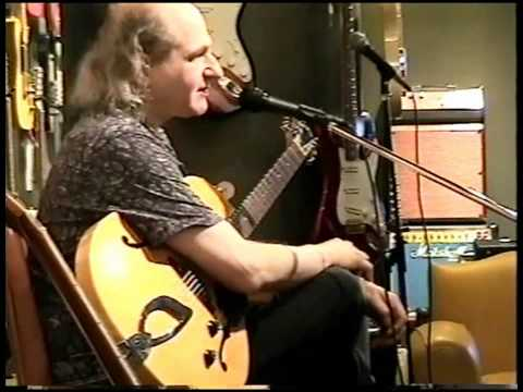 Ted Greene Seminar - California Vintage Guitar 5-18-03 part 1