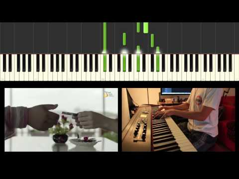 download lagu Rossa Feat. Afgan - Kamu Yang Ku Tunggu Piano Cover gratis