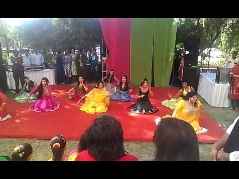 Indian Wedding - Bhumro Bhumro Mission Kashmir - Dance Choreography...