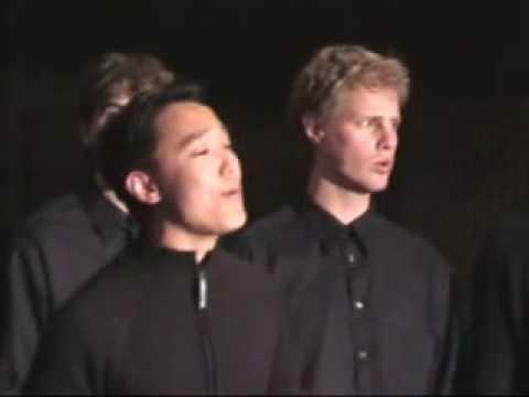 """Midnight Train to Georgia"" A Cappella アカペラ Wesleyan Spirits Japan Trip (4/16)"