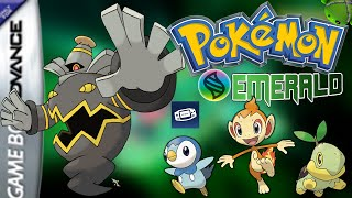 Pokemon Emerald Omega SINNOH Para Android Hackrom My Boy! GBA PC