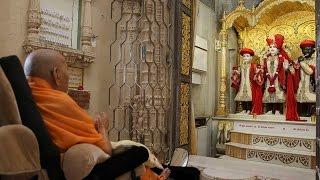 Guruhari Darshan 31 Aug 2014, Sarangpur, India