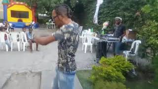 Take-over New dance move by wounded squad seetdeh watch with Gucci flava
