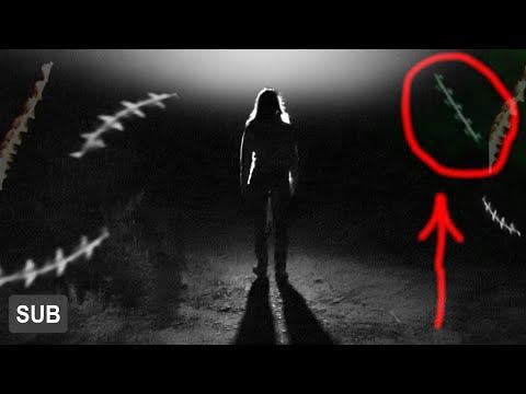 ЛЕТАЮЩИЕ СТЕРЖНИ СКАЙФИШ и их съемка на видео камеру, научное объяснение что это. Ночные призраки