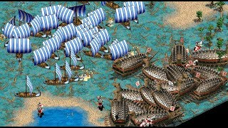 THE VIPER VS DAUT POR LA CLASIFICACION || TORNEO MSC AGE OF EMPIRES 2