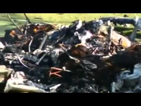 Seven people killed in Dominican Republic plane crash